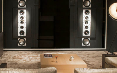 What's the Latest Trend in High-End Home Audio?