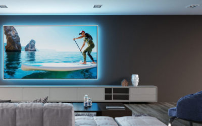 Take Advantage of Smart Technology and Design in your Home Theater