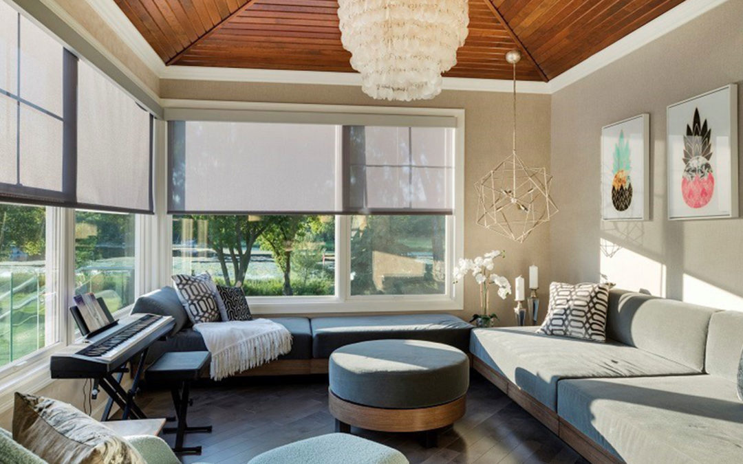 Add Panache to Your Home with Custom Window Shades